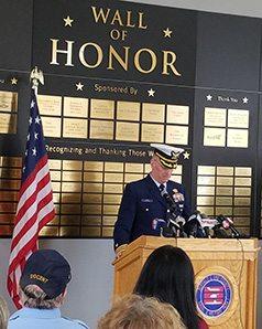 Buffalo Naval Park honors, Ralph Wilson Jr, Free Admission, BNMP