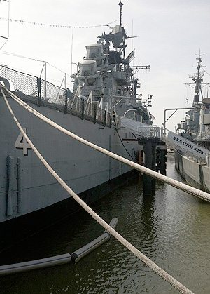 USS Little Rock, Buffalo Naval park