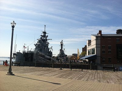 Buffalo, NY waterfront, Buffalo Naval park