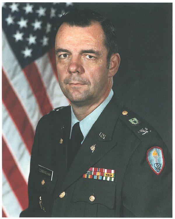 Colonel Patrick J. Cunningham, Buffalo Naval Park, Buffalo Naval and Military Park