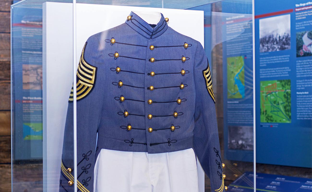 Buffalo Naval Park, Naval Uniform, Military History, Artifacts, Museum Exhibit